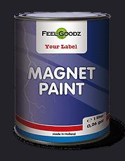 Magneetverf Magnet Paint